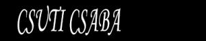 Csuti Csaba